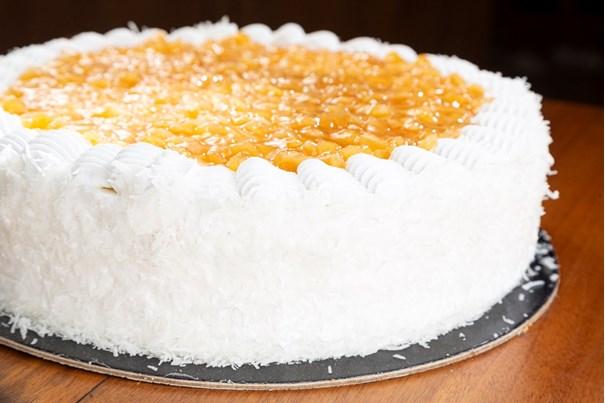 Imagem de Torta Coco c/ Abacaxi (Inteira)